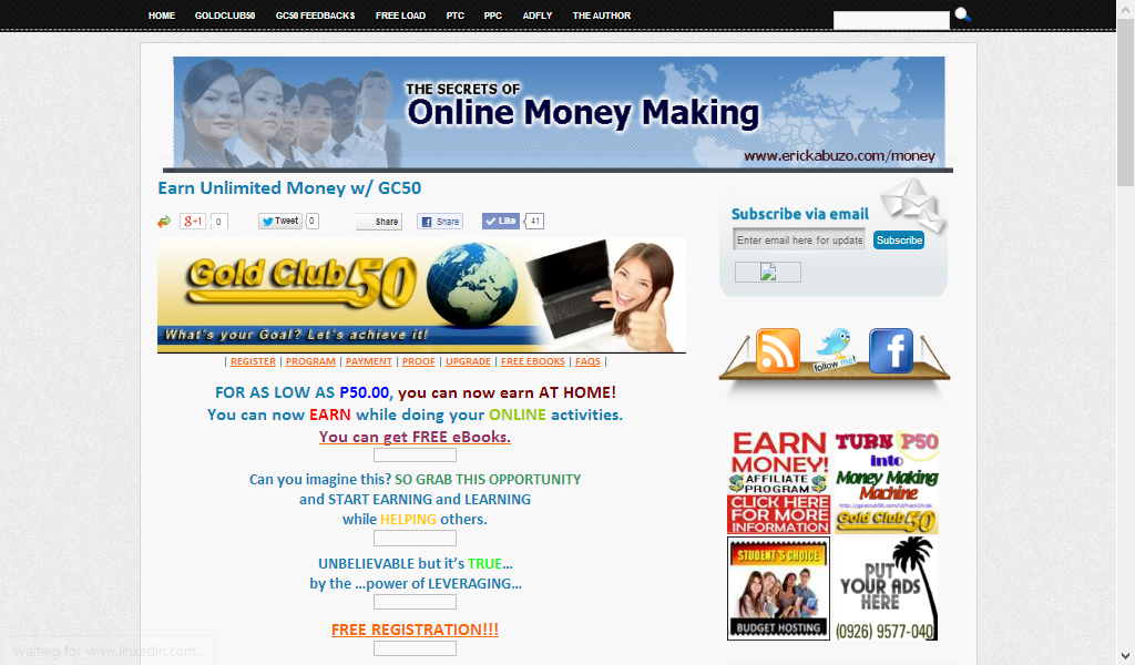 Online Money Maker