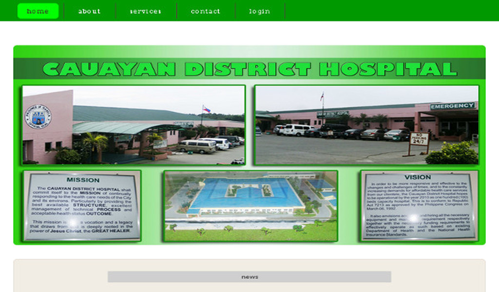 Cauayan District Hospital