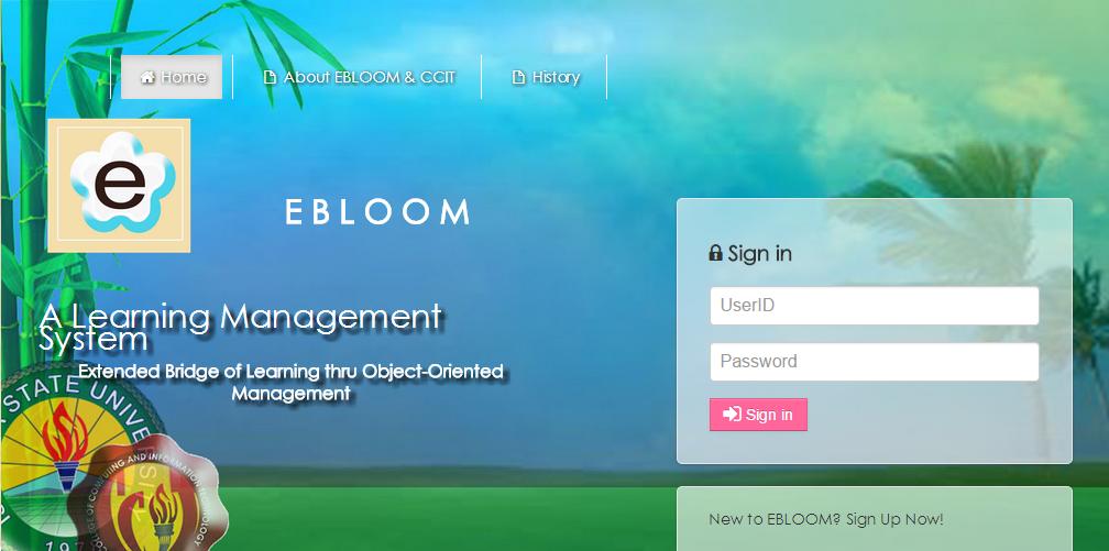 eBloom: OOP eLearning