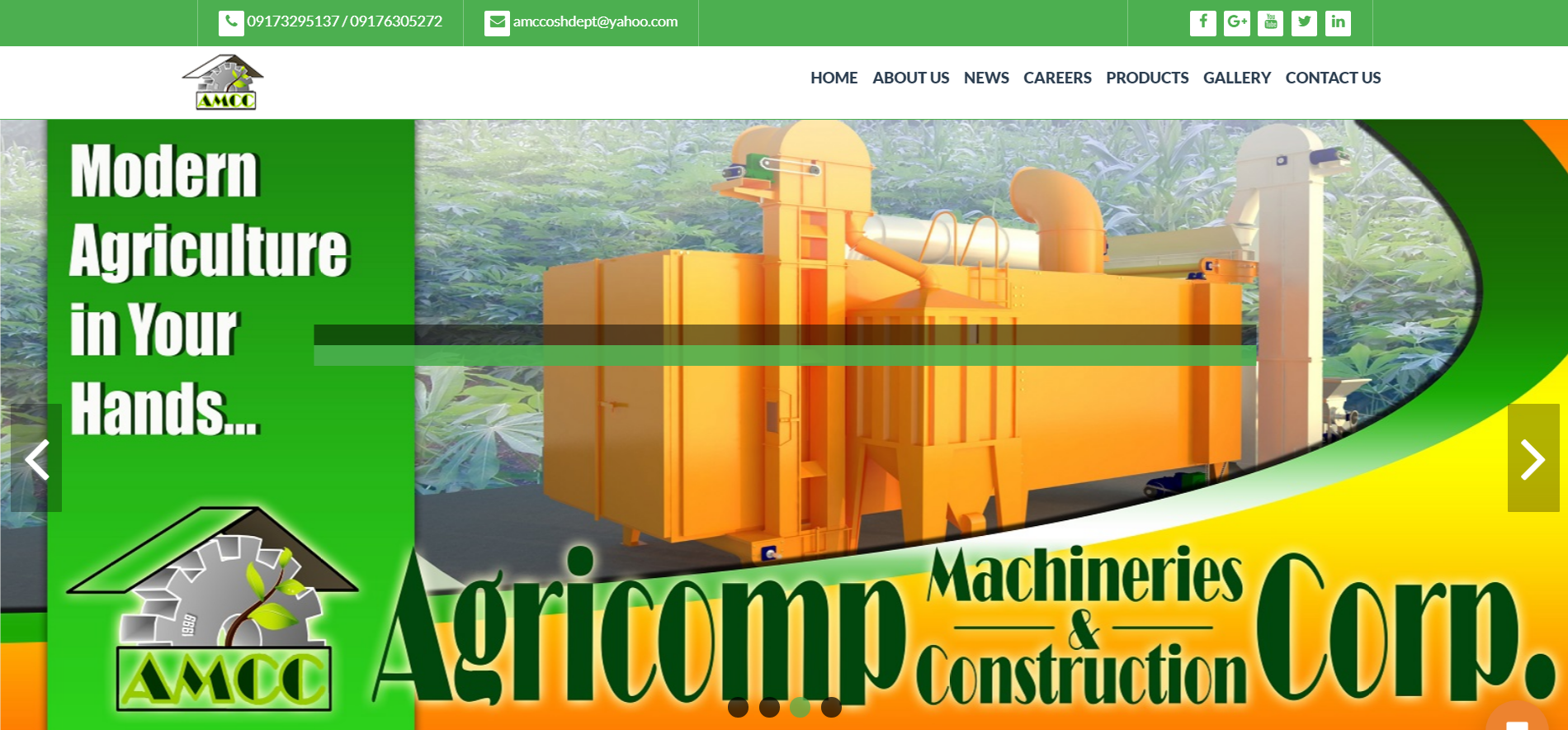 Agri-component Machineries Construction Corporation