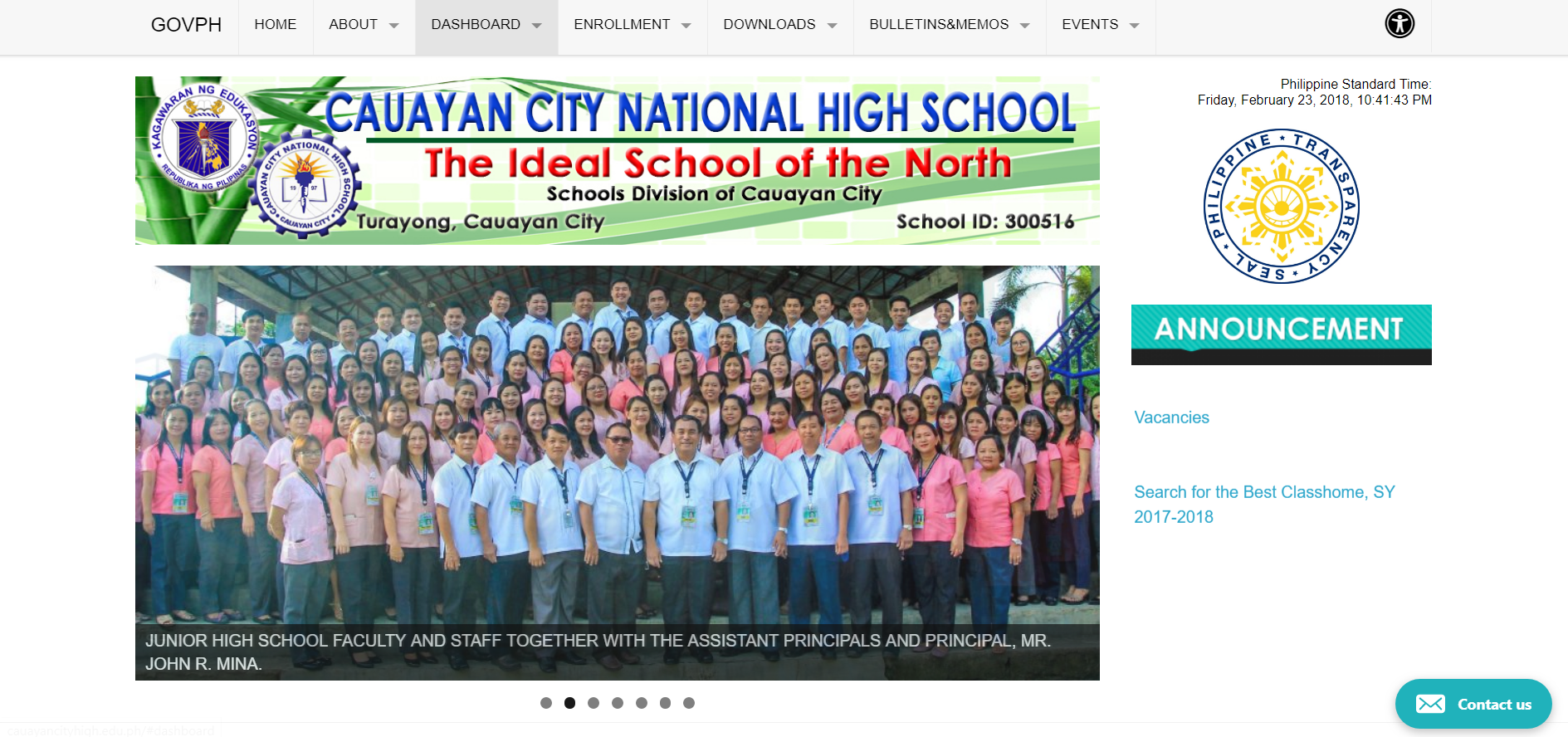 Cauayan City National High School