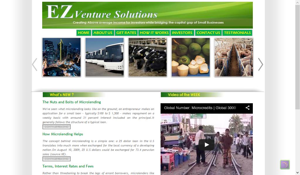 EZ Venture Solutions