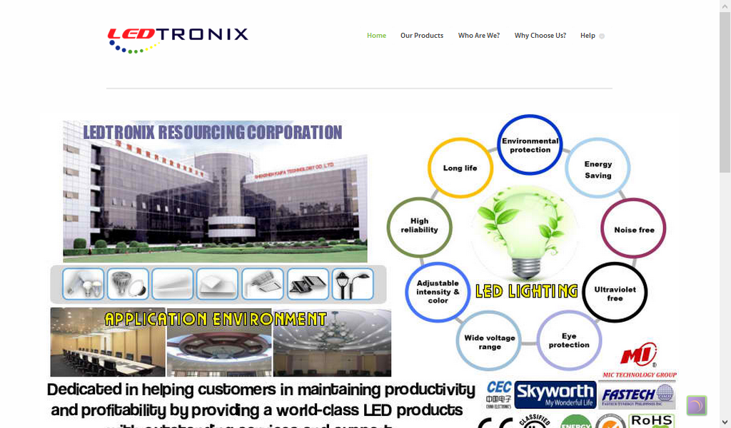 Ledtronix Corporation