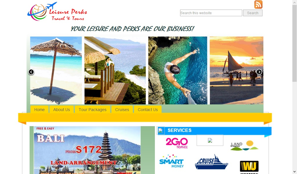 Leisure Perks Travel & Tours