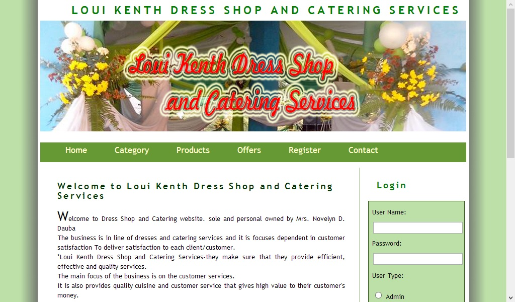 Loui and Kenth Services