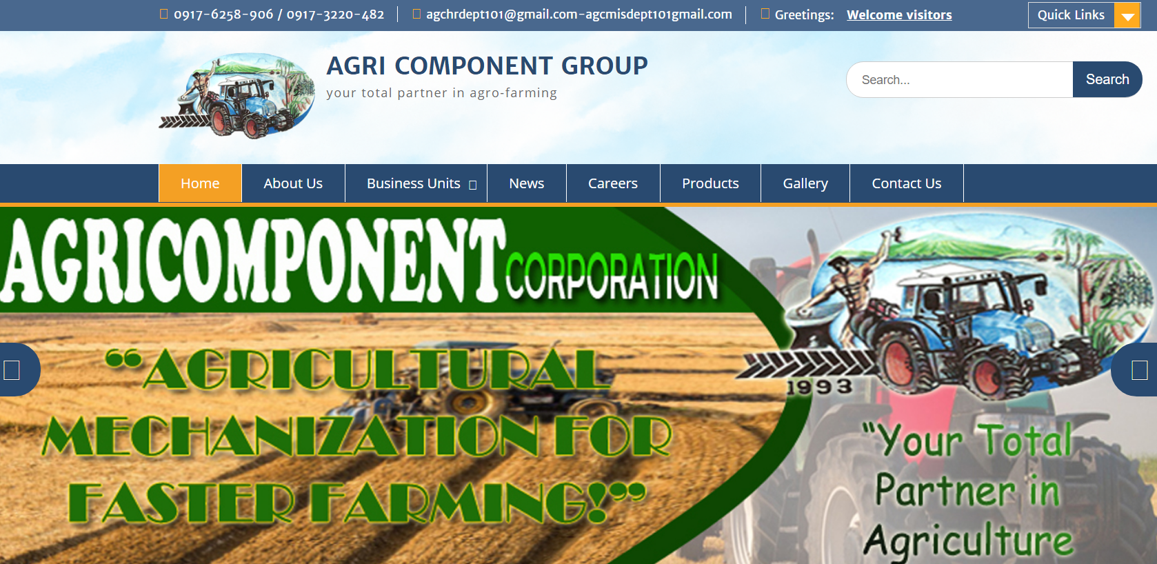 Agricomponent Corporation