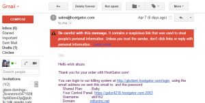 hostgator-fraud-email
